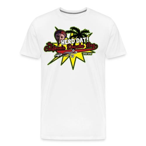 CALI22 png - Men's Premium T-Shirt