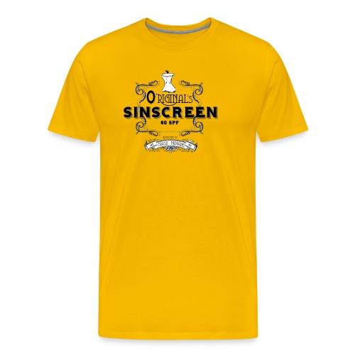 O'Riginal's Sinscreen - Men's Premium T-Shirt