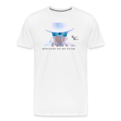 The Outlaw - Men's Premium T-Shirt