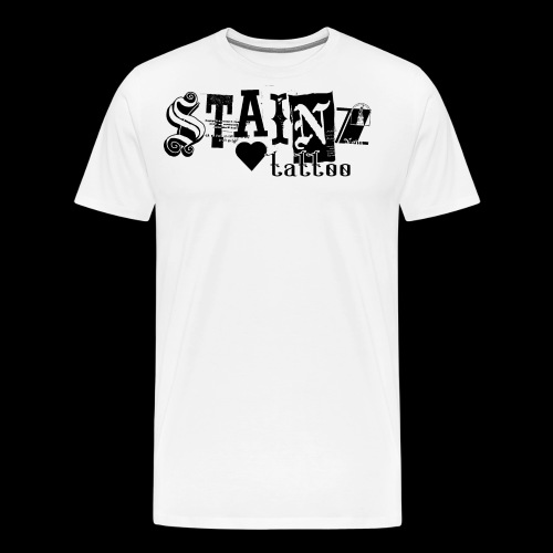 Stainz logo - Men's Premium T-Shirt