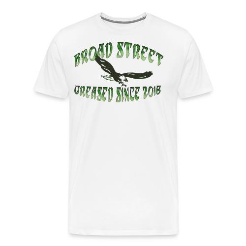 Broad Street Greased - Men's Premium T-Shirt