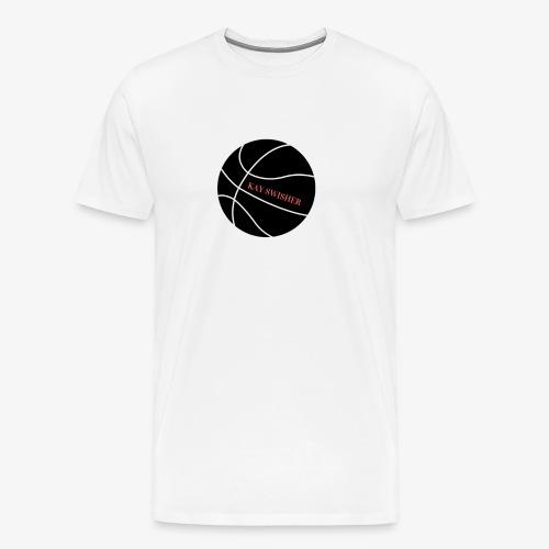 KAY LOGO - Men's Premium T-Shirt