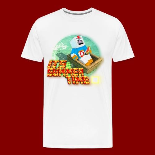 IT SUMMER TIME (SHIRTS, ACCESORIES) - Men's Premium T-Shirt