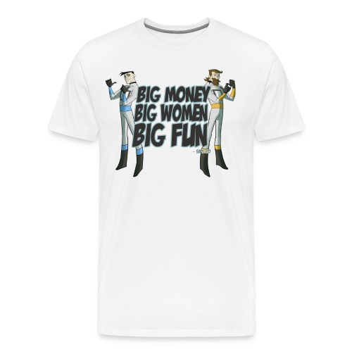 Big Money - Men's Premium T-Shirt