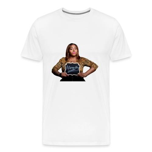 allegedly - Men's Premium T-Shirt