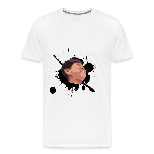 BonBon B W png - Men's Premium T-Shirt