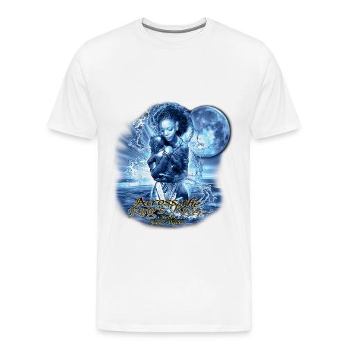 Daughter of the Moon - Men's Premium T-Shirt