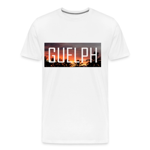 Guelph Tropical - Men's Premium T-Shirt