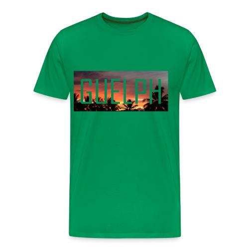 Guelph Tropical - Men's Premium T-Shirt