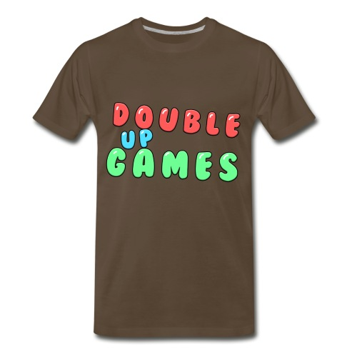 Double Up Games - Men's Premium T-Shirt