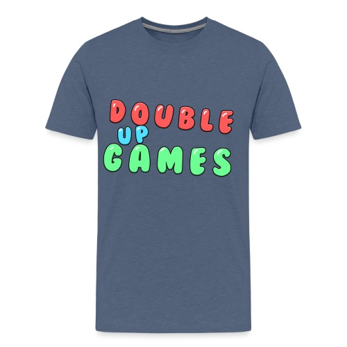 Double Up Games - Men's Premium T-Shirt