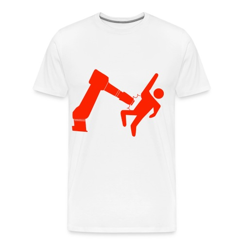 RoboRed2 - Men's Premium T-Shirt