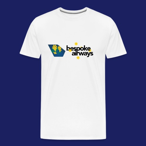 Bespoke3000 png - Men's Premium T-Shirt