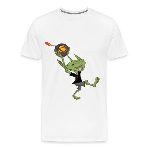 nerdarchistgoblinasset - Men's Premium T-Shirt