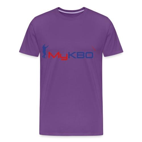 MyKBO Logo - Men's Premium T-Shirt
