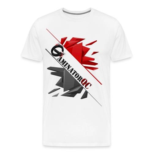 gaminatorQCc png - Men's Premium T-Shirt