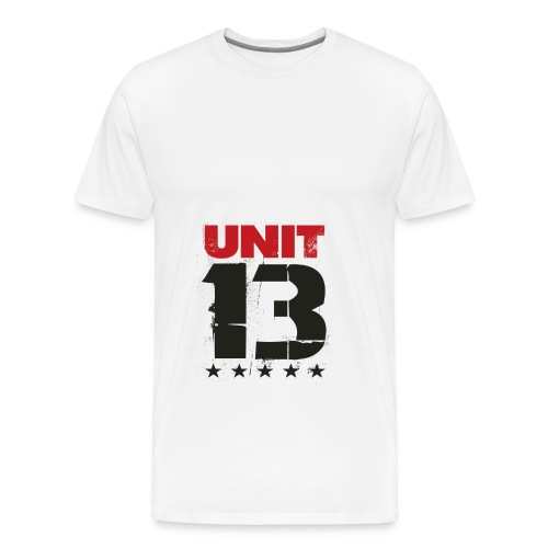 Unit 13 Logo - Men's Premium T-Shirt
