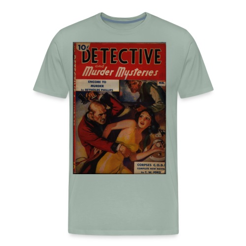 194202300dpismaller - Men's Premium T-Shirt