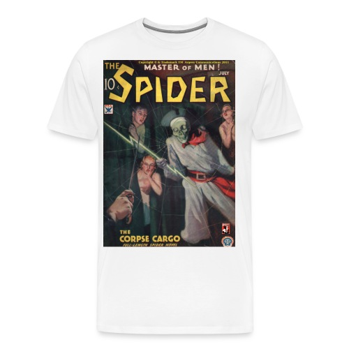 spider 1934 07 - Men's Premium T-Shirt