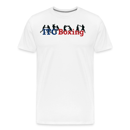 ITCActionLogo - Men's Premium T-Shirt
