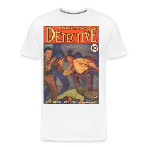 193111600dpitouchedlogoscaled - Men's Premium T-Shirt