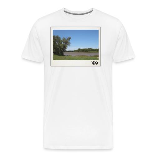 Red - Winnipeg Collection - Men's Premium T-Shirt