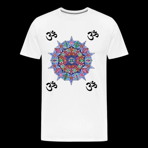 Fractal Vision - Men's Premium T-Shirt