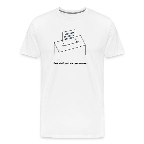 La trahison des choix - Men's Premium T-Shirt