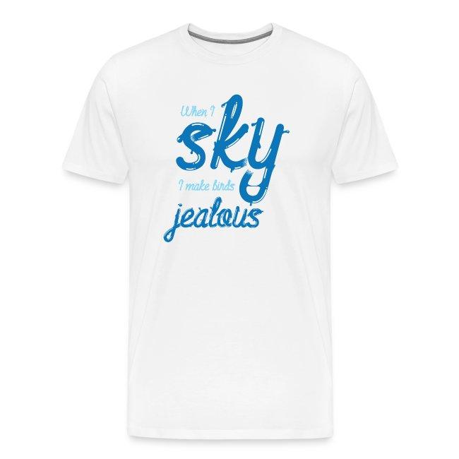 When I Sky I Make Birds Jealous - Light
