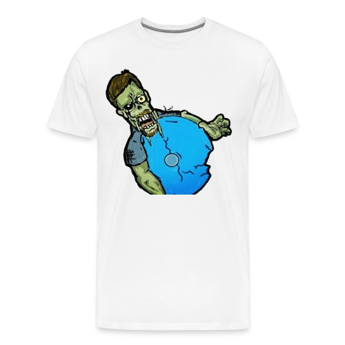 Zombie Bob - Men's Premium T-Shirt