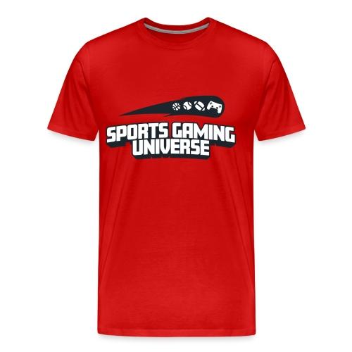 SGU Logo 18 T Shirt - Men's Premium T-Shirt