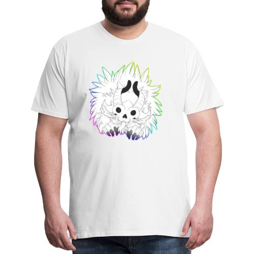 Furry Beasts Logo - Men's Premium T-Shirt