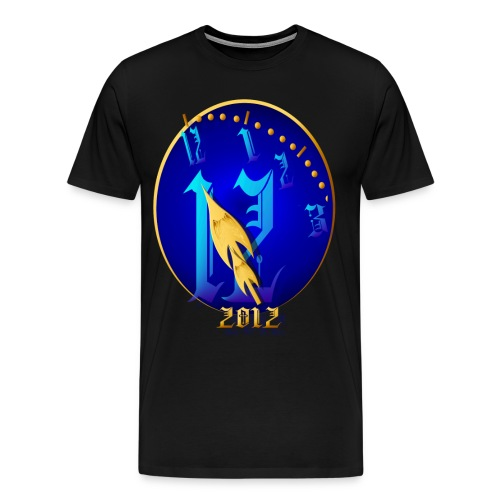 Striking 12Midnight-2012 - Men's Premium T-Shirt