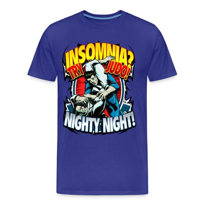 Insomnia Judo Design