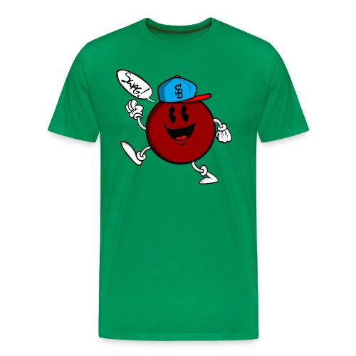 swagballkpoppdesign - Men's Premium T-Shirt