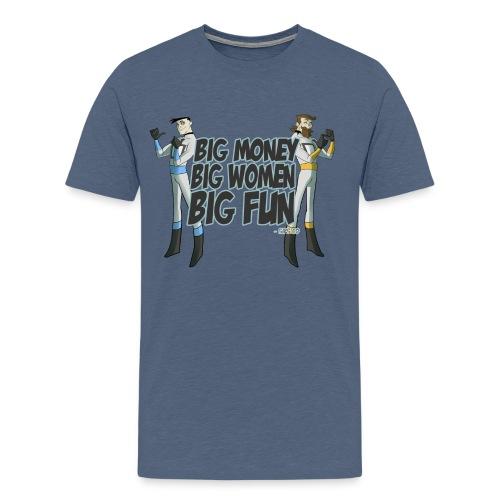 Big Money - Men's Premium T-Shirt