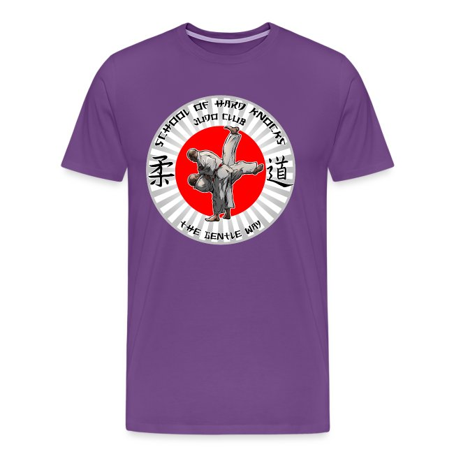 Judo Shirt Judo Accessories School of Hards Knocks