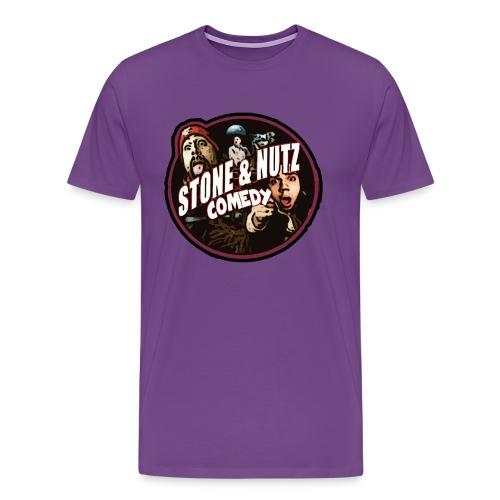 dickweed2 - Men's Premium T-Shirt
