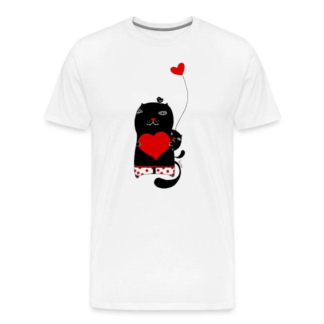 Cats w Hearts Kristina S