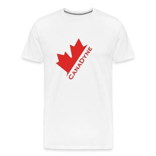 Alt Logo For White - Men's Premium T-Shirt
