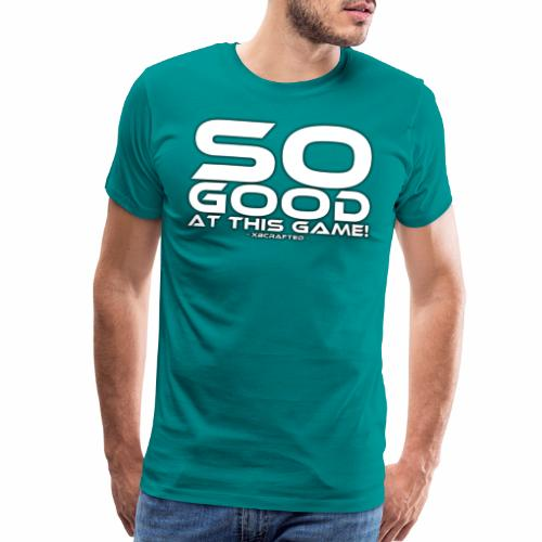 Good 1 png - Men's Premium T-Shirt