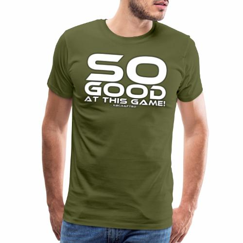Good 1 png - Men's Premium T-Shirt