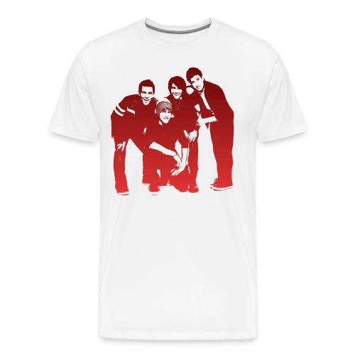 btr red - Men's Premium T-Shirt