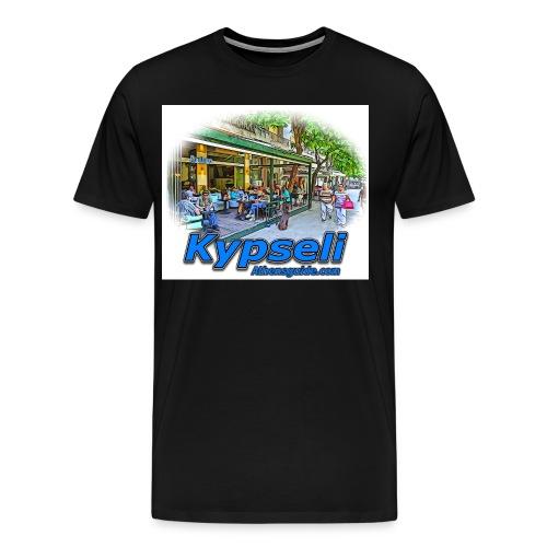 Kypseli fokionos jpg - Men's Premium T-Shirt
