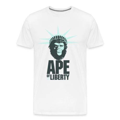Ape Of Liberty - Men's Premium T-Shirt