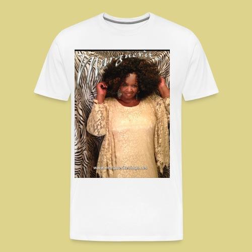 Marguerite jpg - Men's Premium T-Shirt