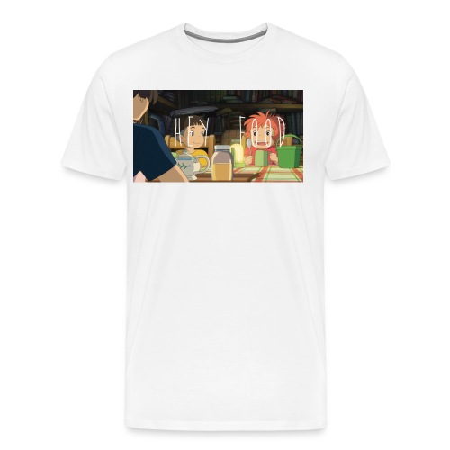 ponyobdcap5 original1 jpg - Men's Premium T-Shirt