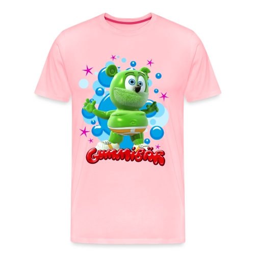 Gummibär Bubbles - Men's Premium T-Shirt