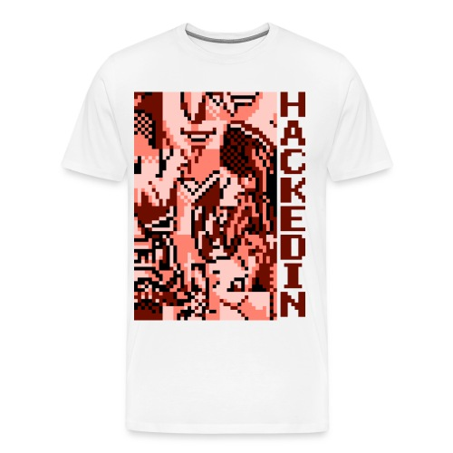HACKEDIN - Men's Premium T-Shirt