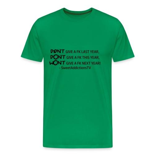 quote1copy png - Men's Premium T-Shirt